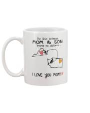 46 47 VA WA Virginia Washington PMS6 Mom Son Mug back