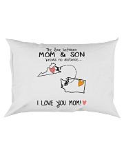 46 47 VA WA Virginia Washington PMS6 Mom Son Rectangular Pillowcase thumbnail