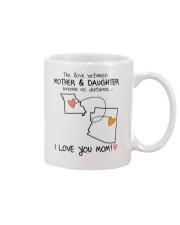 25 03 MO AZ Missouri Arizona mother daughter D1 Mug front