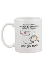 27 02 NE AK Nebraska Alaska mother daughter D1 Mug back