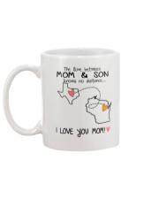 43 49 TX WI Texas Wisconsin Mom and Son D1 Mug back