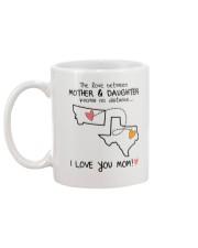 26 43 MT TX Montana Texas mother daughter D1 Mug back