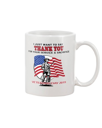 GIFT FOR VETERANS