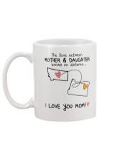 26 37 MT OR Montana Oregon mother daughter D1 Mug back