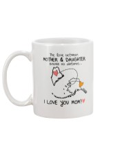 19 02 ME AK Maine Alaska mother daughter D1 Mug back