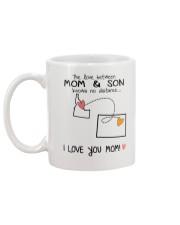 12 06 ID CO Idaho Colorado Mom and Son D1 Mug back