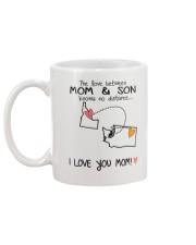 12 47 ID WA Idaho Washington Mom and Son D1 Mug back