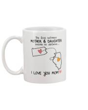 38 13 PA IL Pennsylvania Illinois mother daughter  Mug back