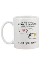 15 47 IA WA Iowa Washington mother daughter D1 Mug back