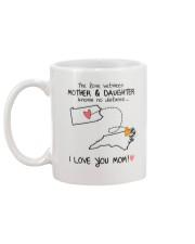 38 33 PA NC Pennsylvania NorthCarolina mother daug Mug back