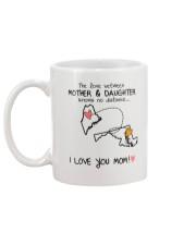 19 20 ME MD Maine Maryland mother daughter D1 Mug back