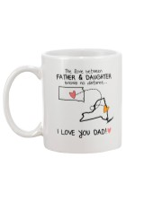 41 32 SD NY SouthDakota NewYork Father Daughter D1 Mug back