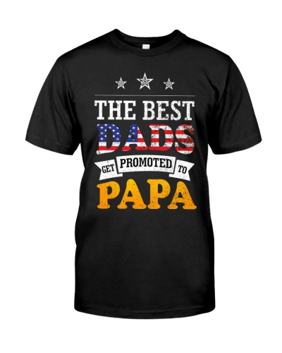 Promoted To Papa