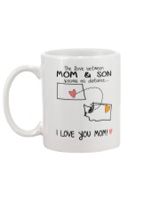 34 47 ND WA North Dakota Washington B1 Mother Son  Mug back