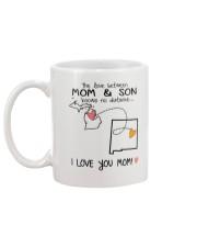 22 31 MI NM Michigan New Mexico PMS6 Mom Son Mug back