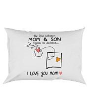 22 31 MI NM Michigan New Mexico PMS6 Mom Son Rectangular Pillowcase thumbnail