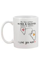 28 13 NV IL Nevada Illinois mother daughter D1 Mug back