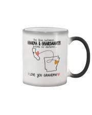 05 04 CA AR California Arkansas G1 Grandma Grandda Color Changing Mug thumbnail