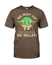Mir Nicht Auf1 Classic T-Shirt tile