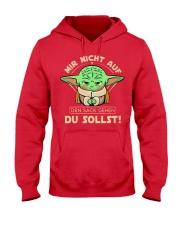 Mir Nicht Auf1 Hooded Sweatshirt thumbnail