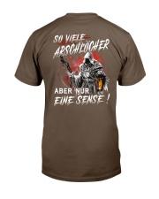 So Viele Arschlocher Classic T-Shirt thumbnail