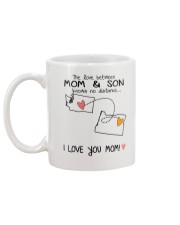 47 37 WA OR Washington Oregon Mom and Son D1 Mug back