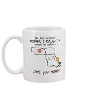 27 18 NE LA Nebraska Louisiana mother daughter D1 Mug back