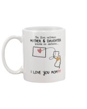 50 30 WY NJ Wyoming NewJersey mother daughter D1 Mug back