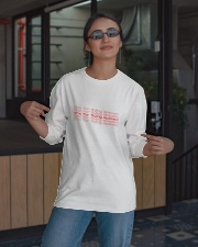 thx for flying spacex Long Sleeve Tee apparel-long-sleeve-tee-lifestyle-08