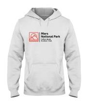 Mars National Park Hooded Sweatshirt thumbnail