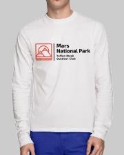 Mars National Park Long Sleeve Tee lifestyle-unisex-longsleeve-front-1