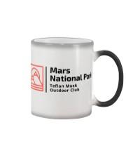 Mars National Park Color Changing Mug thumbnail