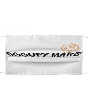 Mars National Park Cloth face mask thumbnail