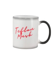 teflon musk merch - thx for flying spacex  Color Changing Mug thumbnail