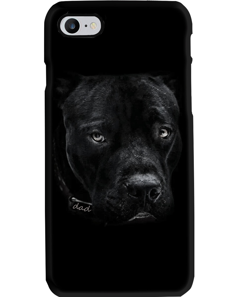 Pitbull Dad  Phone Case