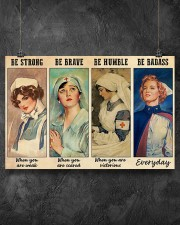 Be Strong 36x24 Poster aos-poster-landscape-36x24-lifestyle-11