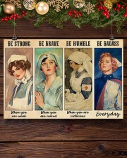 Be Strong 36x24 Poster aos-poster-landscape-36x24-lifestyle-24