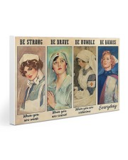 Be Strong Gallery Wrapped Canvas Prints tile