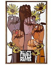 Black Live Matter 2 11x17 Poster front
