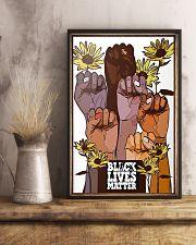 Black Live Matter 2 11x17 Poster lifestyle-poster-3
