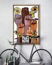 Black Live Matter 2 11x17 Poster lifestyle-poster-7
