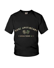 Rose Apothecary Locally Sourced Tshirt Gift Tee  Youth T-Shirt thumbnail