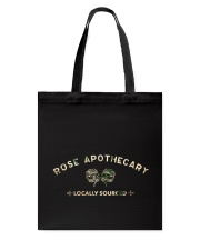 Rose Apothecary Locally Sourced Tshirt Gift Tee  Tote Bag thumbnail