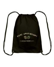 Rose Apothecary Locally Sourced Tshirt Gift Tee  Drawstring Bag thumbnail