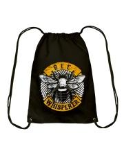 Bee Whisperer T Shirt Drawstring Bag thumbnail