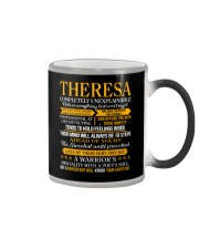 Theresa - Completely Unexplainable PX32 Color Changing Mug thumbnail