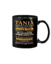 Tania - Completely Unexplainable Mug thumbnail