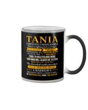 Tania - Completely Unexplainable Color Changing Mug thumbnail