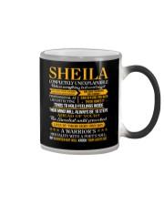 Sheila - Completely Unexplainable Color Changing Mug thumbnail
