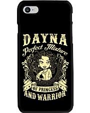 PRINCESS AND WARRIOR - Dayna Phone Case thumbnail
